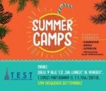 T.E.S.T. Srl - The English School of Turin  summer camps