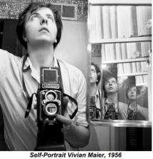 MOSTRA FOTOGRAFICA Vivian Maier - IN HER OWN HANDS