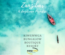 Zanzibar – Kiwenga bungalow boutique resort